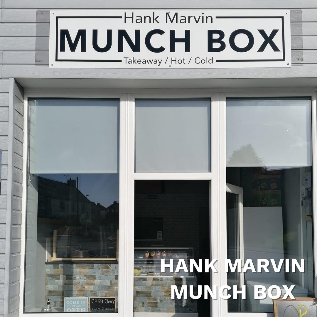 Hank Marvin Munch Box