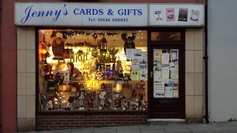 jenny card shop