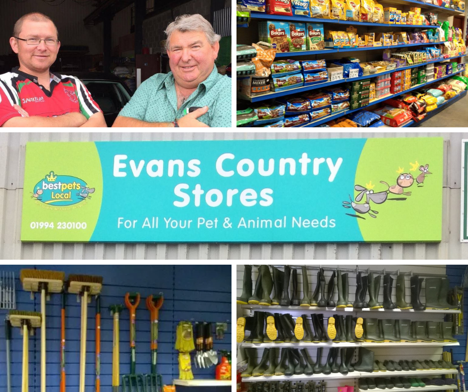 Evans Country Stores
