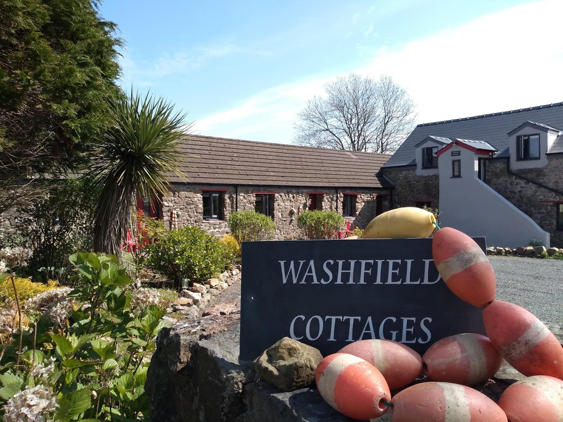 Washfield cottages