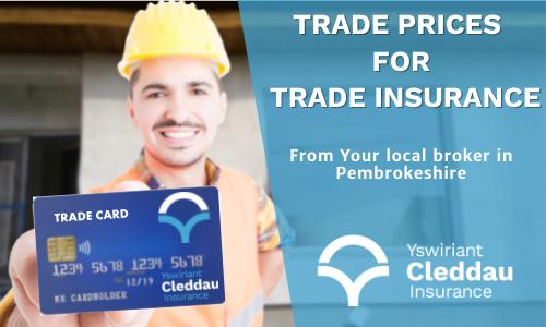 Trade Price for Trade Insurance